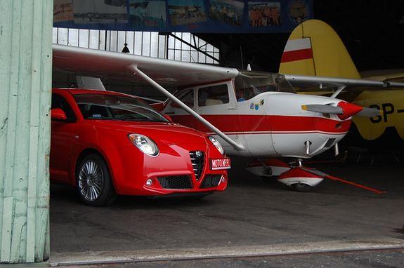 Włoska robota - Alfa Romeo MiTo