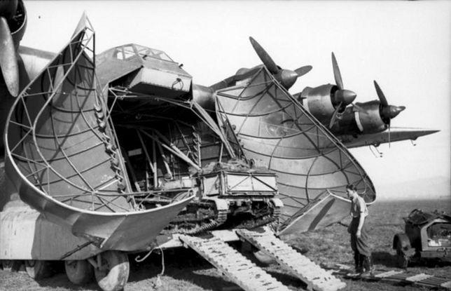 Me 323 Gigant - wielka, latająca stodoła III Rzeszy