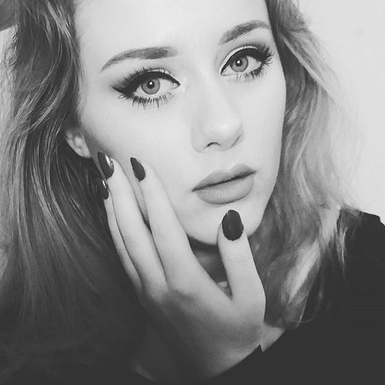 Ellinor Hellborg - szwedzka wersja Adele