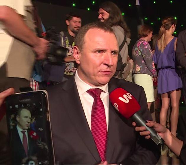 """Jacek Kurski o TVP: """"Pracuję tu dla Wielkiej Telewizji Publicznej"""""""