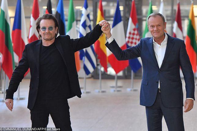 Gwiazdor rocka przyjechał do Brukseli