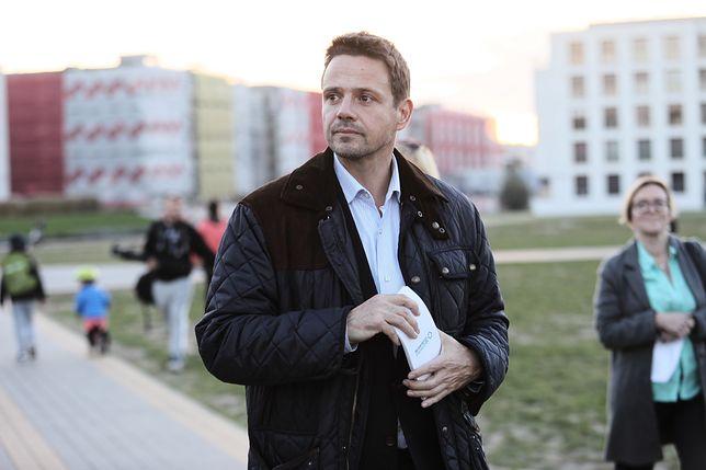 Sondaże dają Rafałowi Trzaskowskiemu pierwsze miejsce