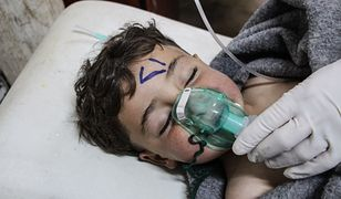 W wyniku ataku chemicznego w Chan Szajchun zginęło ponad 90 osób