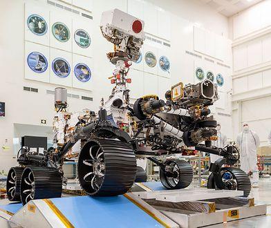 NASA: Mars 2020 poleci uzbrojony w laser o dużej mocy