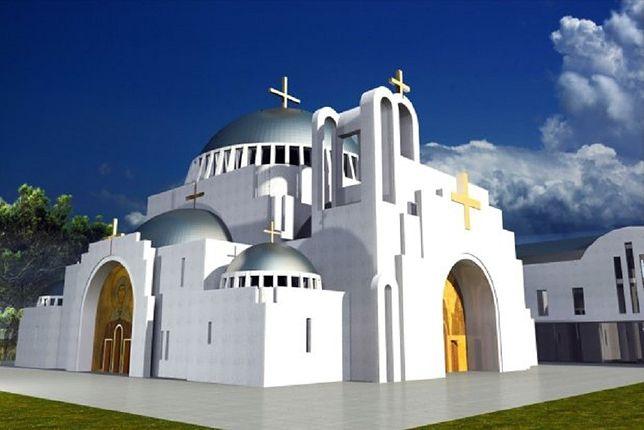 Cerkiew przy Puławskiej. Budowa rozpoczęta