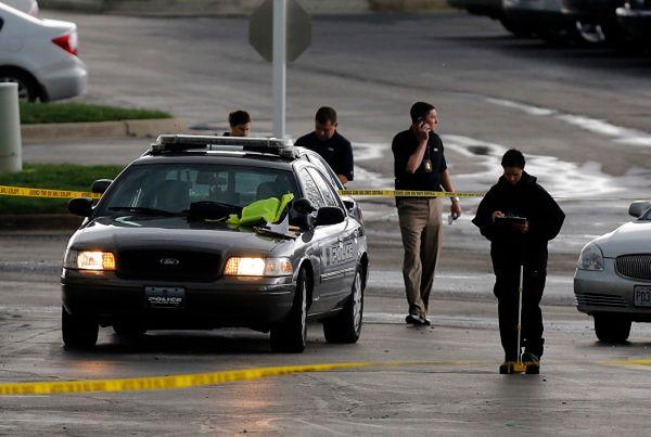 Do zdarzenia doszło w Overland Park na przedmieściu Kansas City