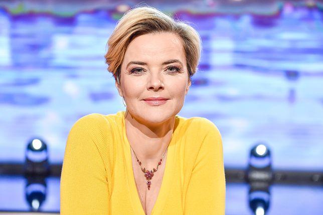Monika Zamachowska zniknęła z TVP pod koniec 2019 r.