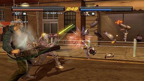 Tryb scenariusza w Tekken 6