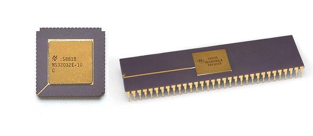 NC32032 i Motorola 68000. Dwaj potencjalni kandydaci na serce dla Atar ST.
