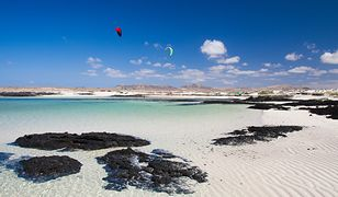 Wyspy Kanaryjskie to całoroczny raj dla fanów windsurfingu i kitesurfingu