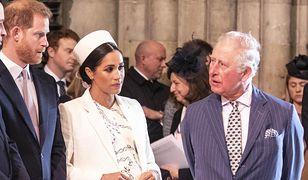 Książę Karol chce zobaczyć syna i wnuka. Meghan jest przeciwna