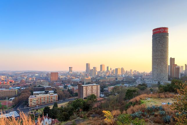 Ponte City Apartments, Johannesburg, RPA