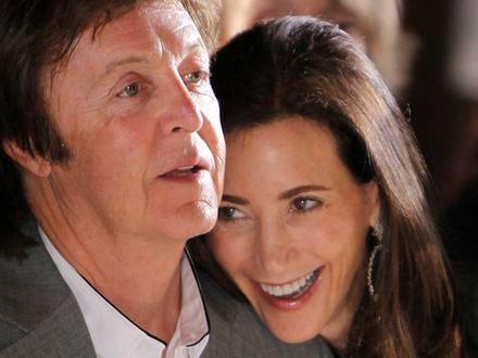 McCartney żeni się po raz trzeci