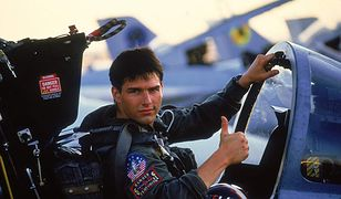 "Tom Cruise w ""Top Gun: Maverick"". I on ma 57 lat?"
