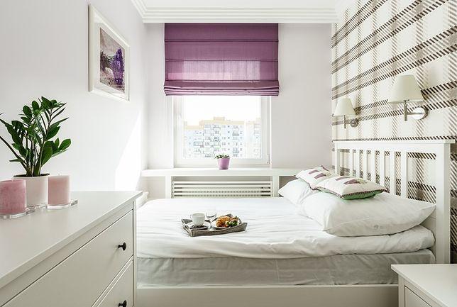 Wystrzegaj się ustawiania łóżka tuż obok grzejnika lub wyłączaj go minimum godzinę przed położeniem się.