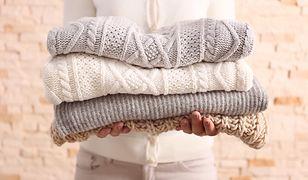Jak prać swetry, żeby się nie zniszczyły?