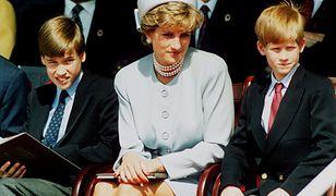 Kiedy zginęła księżna Diana, William miał piętnaście lat, Harry - trzynaście.