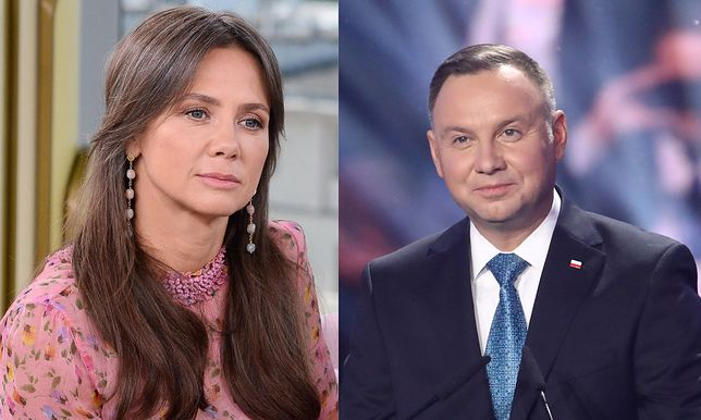 Kinga Rusin napisała list do Andrzeja Dudy