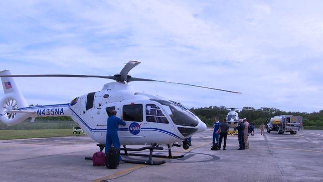 NASA ma już komplet helikopterów Airbus H135