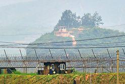 Korea Północna znów grozi USA i Korei Południowej. Chodzi o reflektory w Panmundżomie