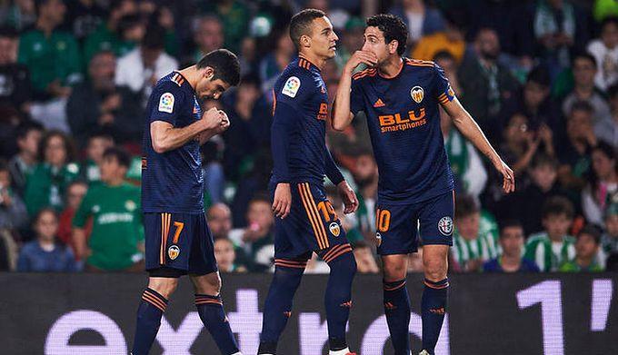 2166d1e24 Getty Images / Aitor Alcalde Colomer / Na zdjęciu: piłkarze Valencia CF