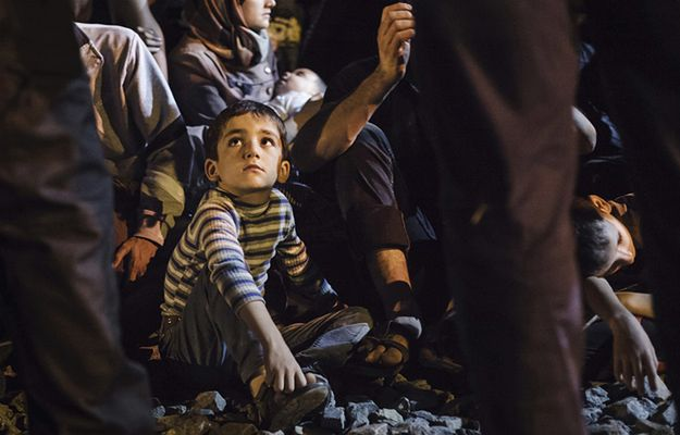 Raport: próby samobójcze wśród dzieci w Syrii