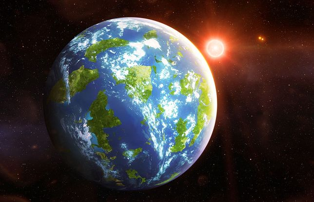 NASA ma zdjęcia gwiazd, wykonane 4,3 mld mil od Ziemi