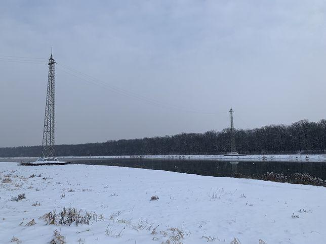Wrocław. Odra nie zamarzła. Stabilna sytuacja na rzekach