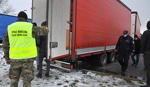 Wrocław. Zatrzymano obywateli Maroka. Z Turcji do Polski dostali się pieszo i pod naczepą ciężarówki