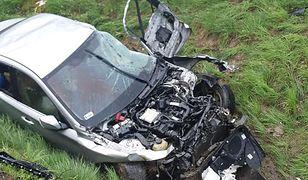 Autostrada A4. Dwie osoby nie żyją. Tragiczny wypadek na trasie w kierunku Wrocławia