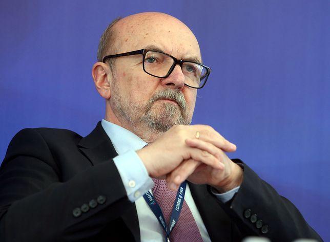 Ryszard Legutko, współprzewodniczący Europejskich Konserwatystów i Reformatorów