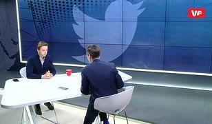 """Donald Tusk pali głupa"". Mocna reakcja Krzysztofa Bosaka na wpis szefa RE"