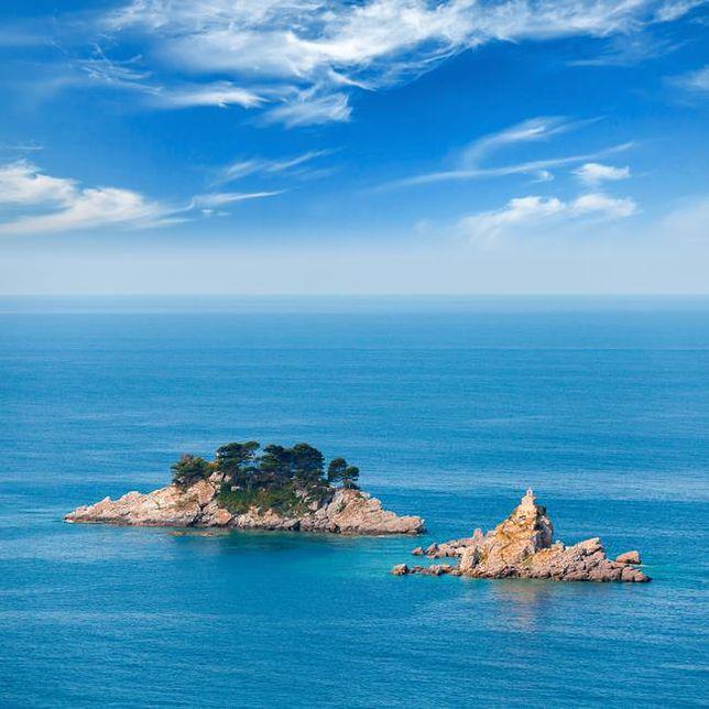 Europejskie wyspy marzeń - Katic i Sveta Nedjelja, Czarnogóra