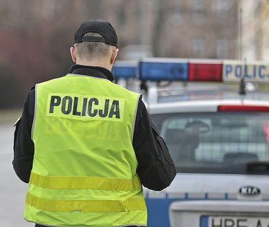 Policja przesłuchuje świadków - 43-latek został zatrzymany