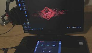 Omen X 2s to laptop gamingowy dla geeka