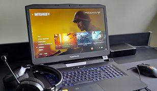X77 to laptop, którego nie pokona żadna gra