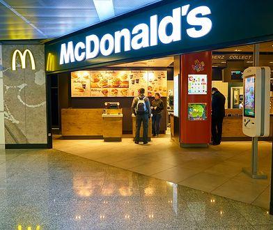 McDonald's nie wyklucza spadku liczby klientów