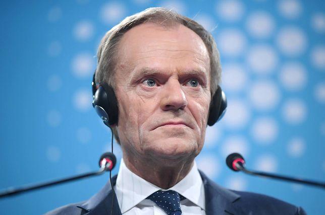 Donald Tusk został wybrany szefem Europejskiej Partii Ludowej