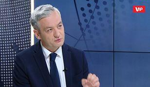 Tłit. Parlament Europejski. Robert Biedroń wyśmiał Beatę Szydło