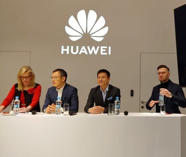 Huawei rozgościł się w Polsce na dobre