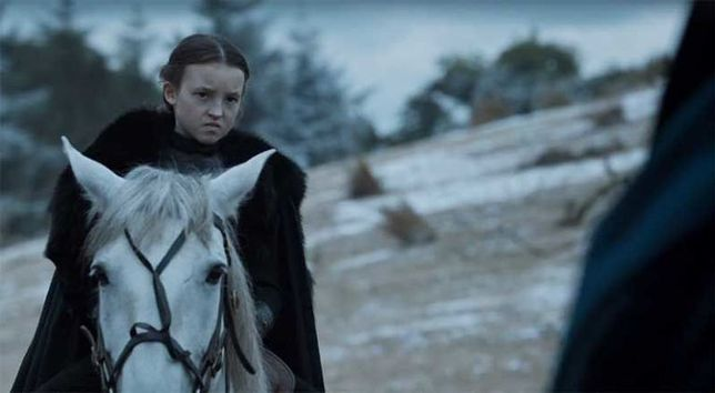 Bella Ramsey przez wiele lat grała Lyannę Mormont