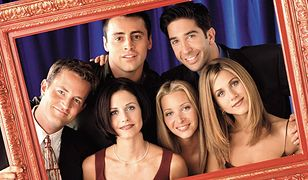 """""""Przyjaciele"""" na 10 lat przejęli świat seriali."""