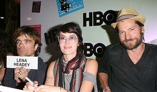 Peter Dinklage, Lena Headey i Nikolaj Coster-Waldau, czyli rodzeństwo Lannisterów w 2011 r.