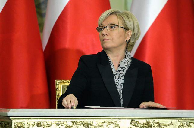 Julia Przyłębska doniosła do prokuratury na dziennikarzy