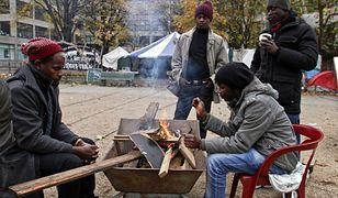 Uchodźcy w Berlinie, 2013 r.