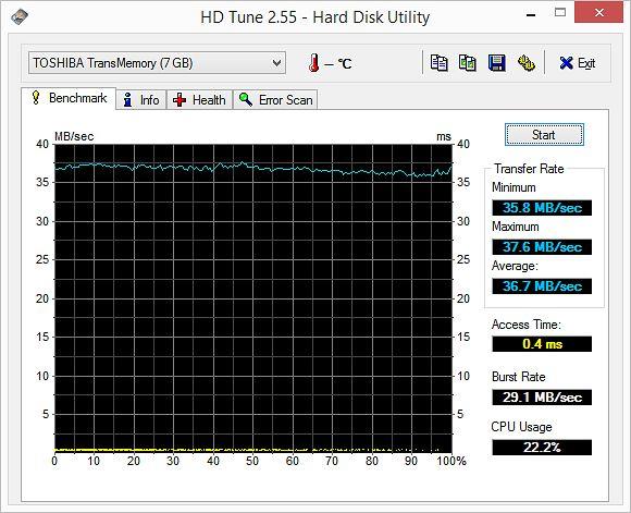 Toshiba USB 3.0 HDT