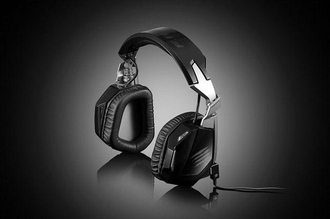 Wibrujące słuchawki zwiększające realizm muzyki