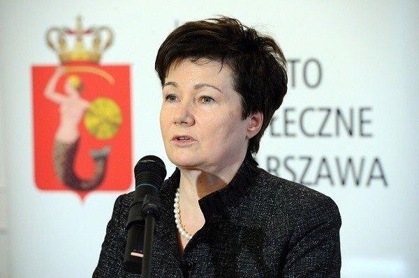 Hanna Gronkiewicz-Waltz przegrywa w sądzie z władzami Bemowa