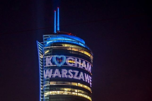 Walentynki w stolicy: wyznaj miłość na Warsaw Spire!