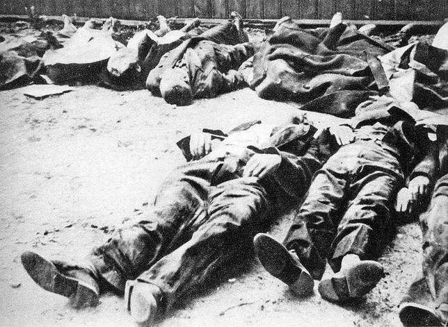 Powstanie Warszawskie. Niemcy masowo mordowali ludność cywilną na Woli